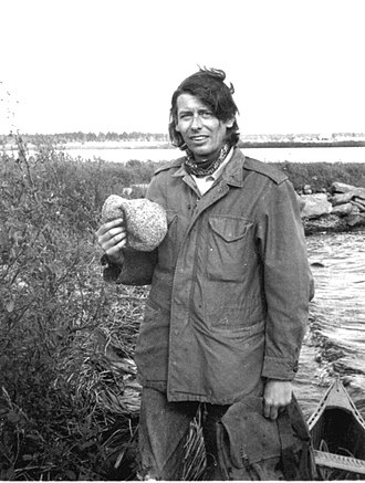 John Thompson (poet) - Image: Johnthompson 1971