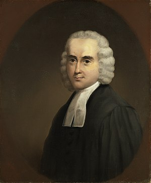 Jonathan Dickinson (New Jersey) - Edward Ludlow Mooney, Jonathan Dickinson (1688–1747), President (1747), Princeton University Art Museum