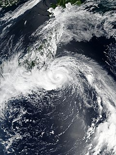 Typhoon Jongdari Pacific typhoon in 2018