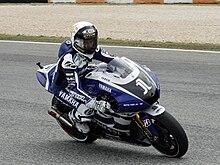 Lorenzo al Gran Premio del Portogallo del 2011.