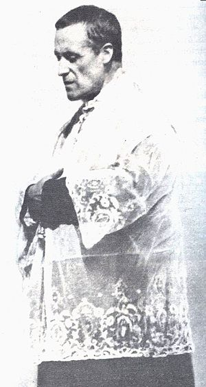 José María Rubio, Santo (1864-1929)