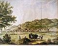 Joseph Friedrich Lentner - Peiting um 1840 - Steinzeichnung.jpg