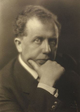 Joseph Gregor - Photography by Georg Fayer (1927)
