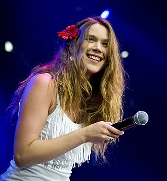 Joss Stone - Stone at the Stockholm Jazz Festival in 2009