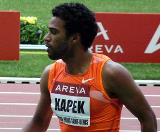 Julien Kapek - Julien Kapek at Meeting Areva in 2009