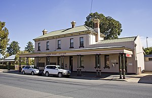 Junee - Junee Post Office, Lorne Street