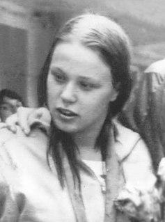Jutta Weber German swimmer