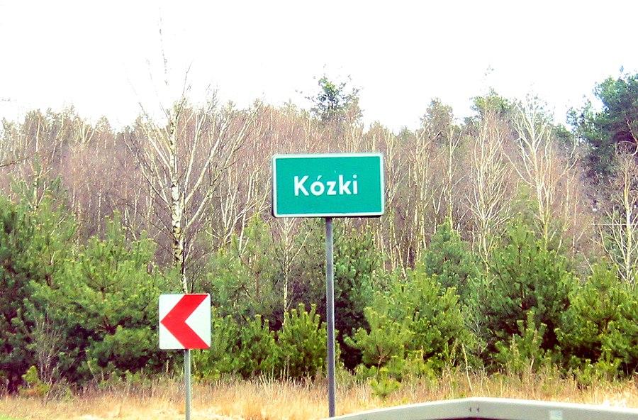 Kózki, Łosice County