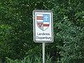 Küstenkanal - entering Cloppenburg - P1030793.JPG