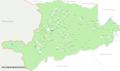 Kəlbəcər rayonu, Kalbajar district- Aghaali Aghayev(Varsaman) project dna map AZE.png