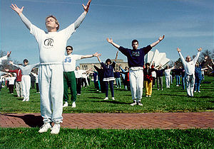 World Tai Chi and Qigong Day - Wikipedia