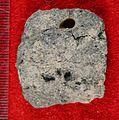 KENT-A68891. Pot sherd, pierced for suspension. (FindID 86253).jpg