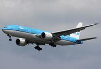 PH-BQM - B772 - KLM