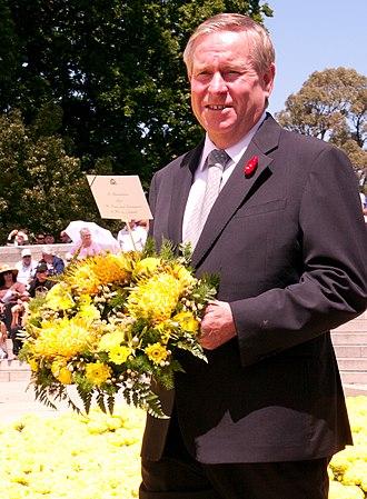 Colin Barnett - Barnett in 2012