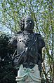 Kaiser Franz I monument, Schönbrunn.jpg