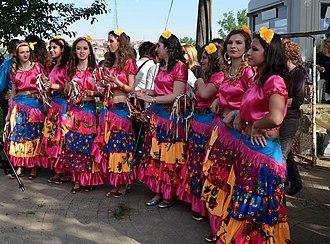 Romani people in Turkey - Image: Kakava 2015 (25)