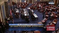 File:Kamala Harris votes to block the nomination of Neil Gorsuch.webm
