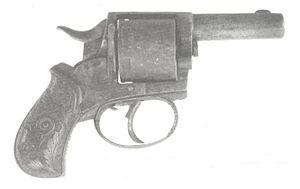 Kanailal Dutta - Image: Kanailal Dutta revolver