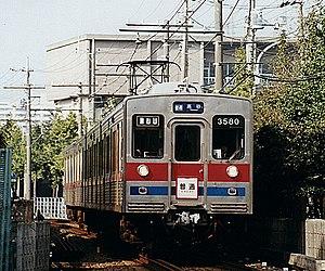 Keisei Kanamachi Line - Kanamachi Line train