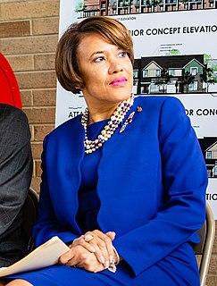 Karen Weaver Mayor of Flint, Michigan