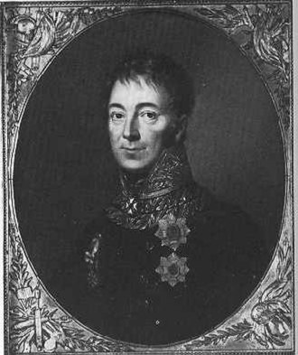 Karl Philipp von Wrede - Karl Philipp von Wrede