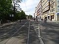 Karlovo náměstí, zastávka Moráň.jpg
