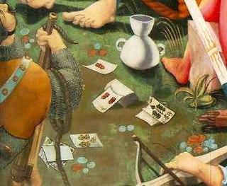 Karnöffel historical card game