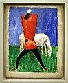 Kasimir malévitch, uomo e cavallo, 1933.JPG