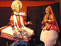 Kathakali performance at Thekkady.jpg