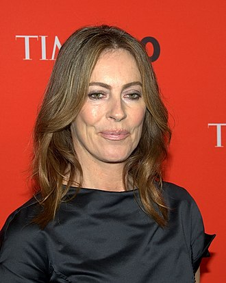63rd British Academy Film Awards - Kathryn Bigelow, Best Director winner
