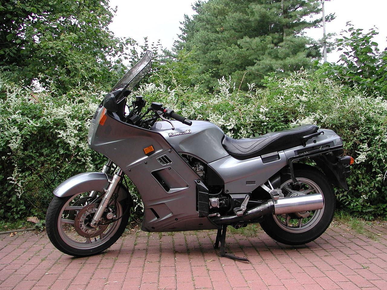 Kawasaki Concours  Problems