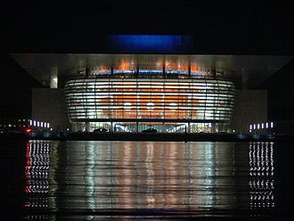 Henning Larsen Architects - Copenhagen Opera House, Copenhagen, Denmark