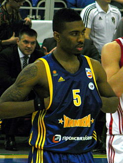 Keith Langford at all-star PBL game 2011 (3).JPG
