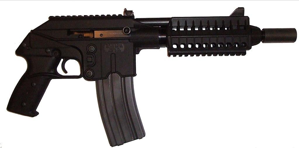 WE. Makarov, Beretta M84, P99, P38, Keltec PLR16 1024px-Kel-Tec_PLR-16