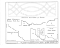 Kensey Johns Sr. House, 2 East Third Street, New Castle, New Castle County, DE HABS DEL,2-NEWCA,5- (sheet 12 of 12).png