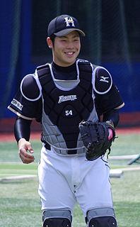 Kensuke Kondo Japanese professional baseball player