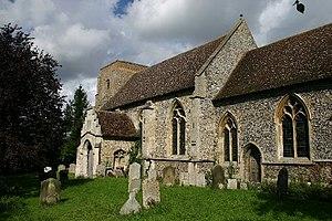 Kentford - Image: Kentford Church geograph.org.uk 42904