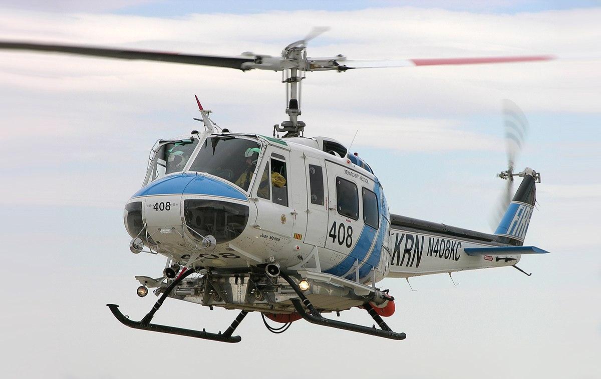 Elicottero 205 : Bell wikipedia