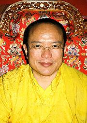 Khentin Tai Situ Rinpoche