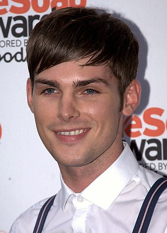 Ste Hay - Kieron Richardson (pictured) has been nominated for several awards for his portrayal of Ste.