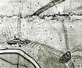 Kiesersche Forstkarte Nr. 155 Zusammengesetzter Ausschnitt des heutigen Freiberg.jpg