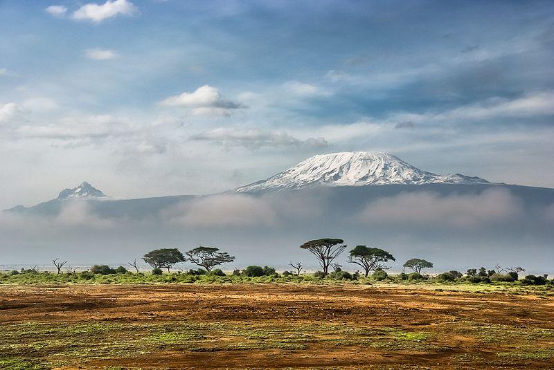 File:Kilimanjaro from Amboseli.jpg