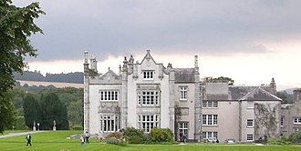 William Brabazon (Lord Justice of Ireland) - Kilruddery House, present day