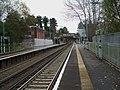 Kingswood station look south.JPG