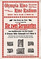 Kinos Olympia und Radium, Zürich, Kinoplakat vom 16. Oktober 1913.jpg