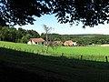 Kirchdornberg, Blick auf Pferdewiese - panoramio.jpg