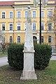 Klagenfurt, Wulfendenkmal1.JPG