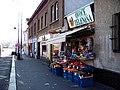 Klapkova, zastávka Březiněveská, ovoce a zelenina.jpg