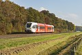 Klarenbeek Arriva GTW 2 6 258 als stoptrein 17848 naar Apeldoorn (22601569825).jpg