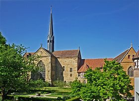 Image illustrative de l'article Abbaye de Maulbronn